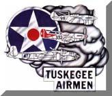 99 th squadron the Tuskegee Airmen The
