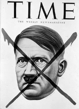 ALLIES TAKE BERLIN; HITLER COMMITS SUICIDE By April 25, 1945, the Soviet army had stormed Berlin In his underground headquarters in Berlin, Hitler prepared