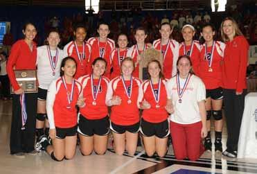 Tennessee Secondary School Athletic Association 2012 Girls