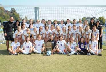 Tennessee Secondary School Athletic Association 2012 Girls Soccer