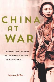 4(a) Advertising China at War Triumph and Tragedy in the Emergence of the New China Hans van de Ven $35.