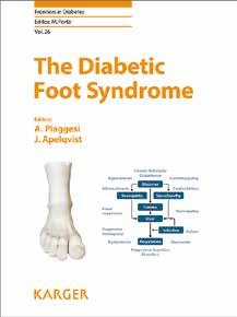 Book Reviews Book Review The Diabetic Foot Syndrome Editors A. Piaggesi & J. Apelqvist Frontiers in Diabetes, Editor: M. Porta, Vol. 26 Karger 2017.