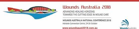 future on diabetes Jan Rice Board Director Wounds Australia More information: www.woundsaustralia.