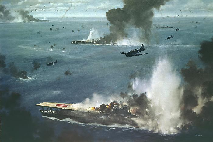 Japan lost 4 aircraft carriers including 292