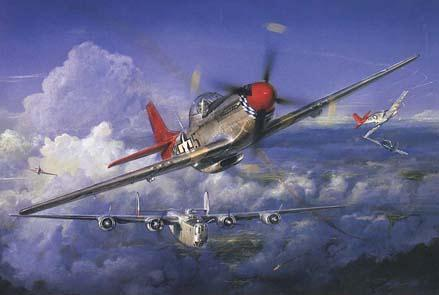 African Americans (Cont.) 5. The Tuskegee Airmen a.