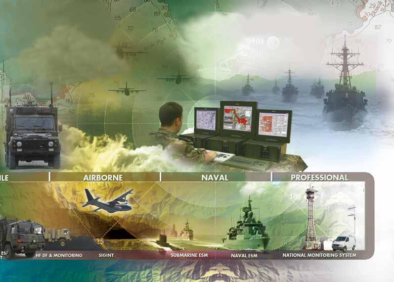 ASELSAN Electronic Warfare Systems consist of wide range of mature technologies leading to design and integration of highly advanced systems in regards to; Electronic