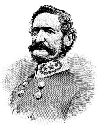Brig. Gen. Henry H. Sibley, C.S.A. The California Column The Civil War was finding its way into that part of the territory that is now southern Arizona.