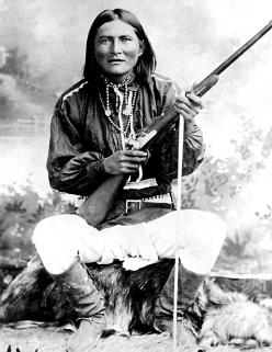 Alchesay Apache Campaigns: In the Field in 1872 and 1873 In the northwestern part of the Department of Arizona, north of the Gila and west of the Verde Rivers, Tontos and Apache-Mohaves were busy in