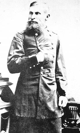 ments heretofore prevailing to induce them to go upon the war path. 49 Brig. Gen. George George in 1875. That Gen.