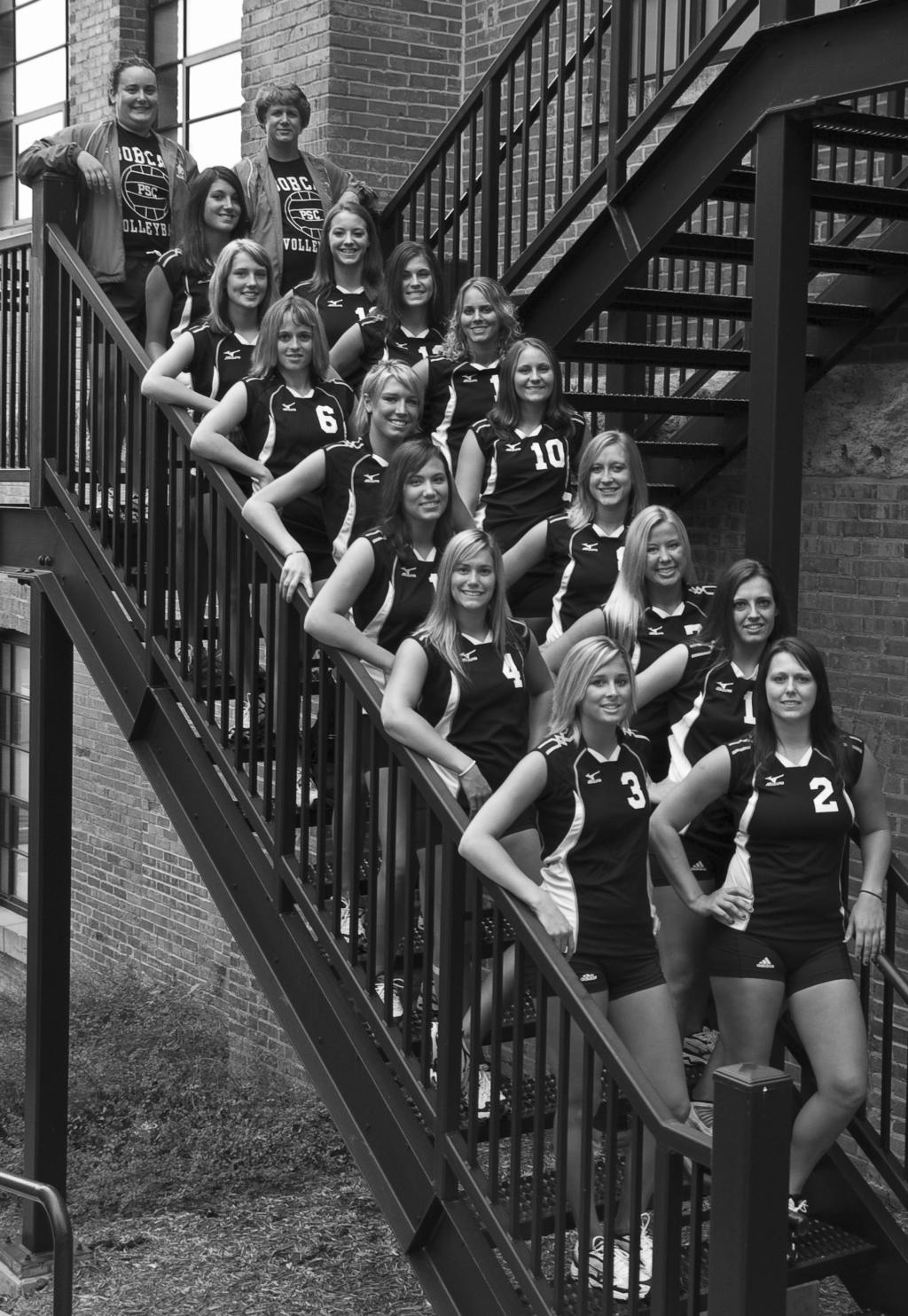 Bobcat Volleyball