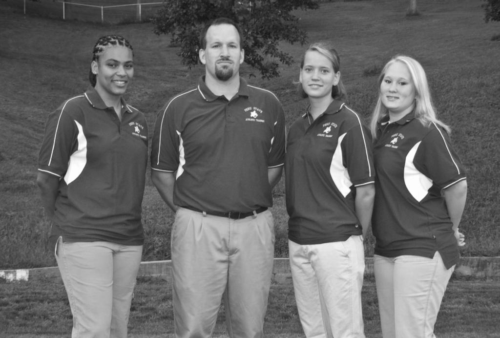 Basketball & SID Mark Mathews Women s Softball Johann Murray Women s Cross Country Athletic Training Staff Brent Melvin Head Athletic Trainer Brent Melvin is in his third year