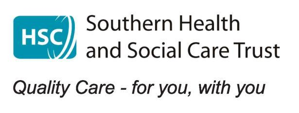 CARERS ACTION PLAN April 2015 SOUTHERN HEALTH &