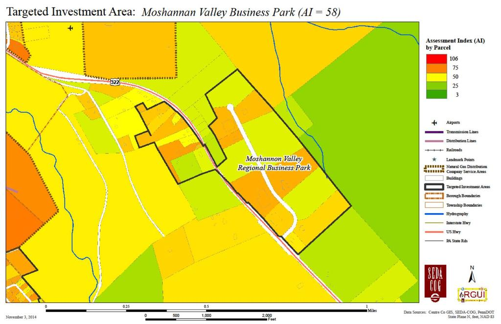 Figure 3-14: Moshannon Valley Business Park