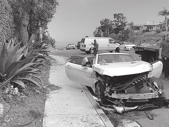 Asking for Accidents Diana Scheffler Boquita Drive Details are not clear, but on Friday June 22, three vehicles collided on Del Mar Heights Road at the intersection with Boquita Drive.