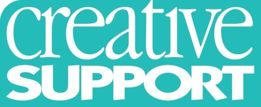 Creative Support Ltd Head Office Tel: 0161 236 0829 Wellington House Fax: 0161 237 5126 Stockport recruitment@creativesupport.co.