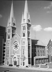 St. John the Evangelist (1837) #026 126 W. Georgia St., Indianapolis, IN 46225-1004 317-635-2021, Fax: 317-635-2014 Mass Info: 317-637-3941 E-mail: office@stjohnsindy.