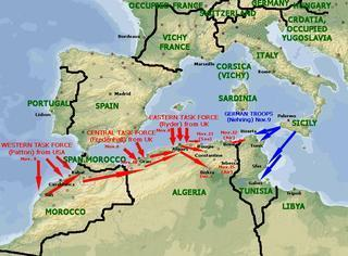 Battle for North Africa Germans invaded Africa to