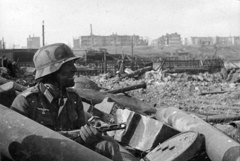 Stalingrad and The Eastern Front The worst of the fighting of