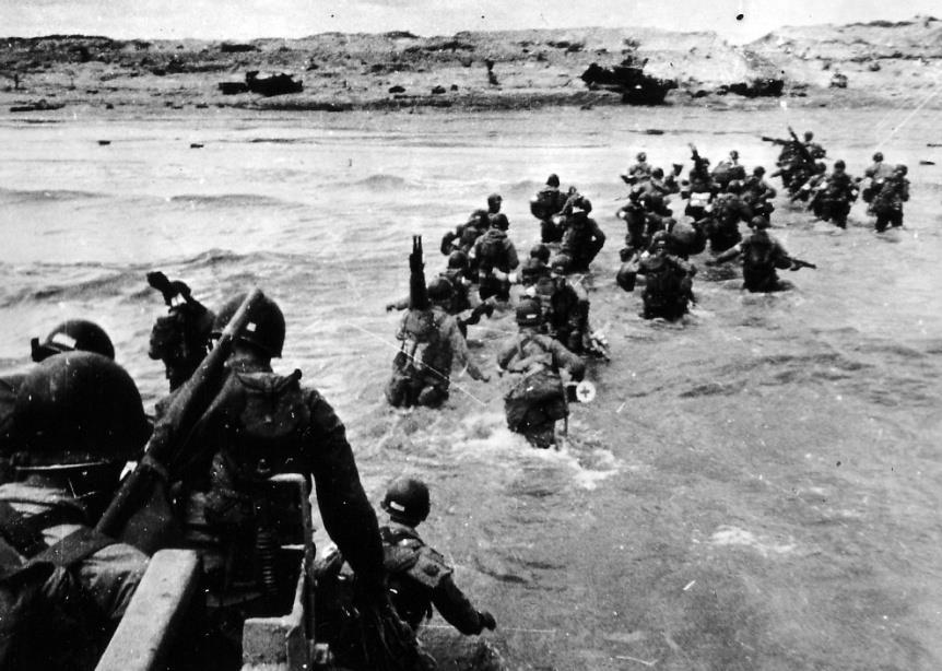 D-Day: Invasion of Normandy The largest amphibious invasion in the history of the