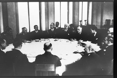 The Yalta Conference February 1945 (Before V-E