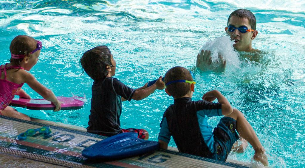 Aquatic Classes Unless noted contact Mark Roberson for aqua class information 793-2320 ext. 107, mark.roberson@myclearwater.