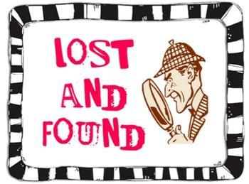 Parents, all items left in the lost and found will be donated over Christmas Break to