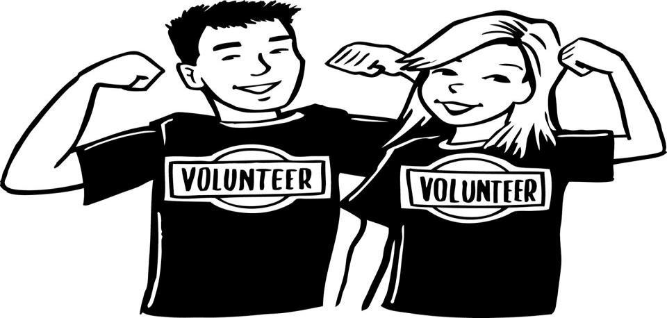 We need volunteers!!! All volunteers are required to fill out a volunteer application each school year and complete a refresher training!