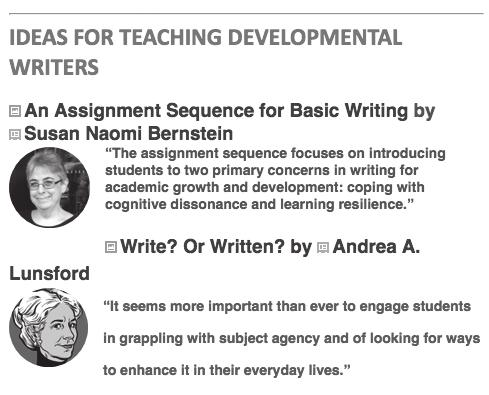 New in Developmental English Apply academic writing skills in a real-world context.