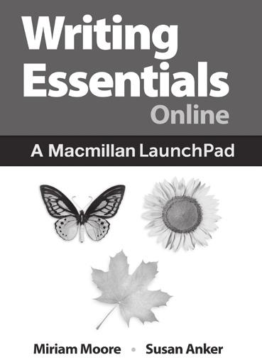 volumes: Real Skills Essentials: From Sentence to Paragraph Real Writing Essentials: