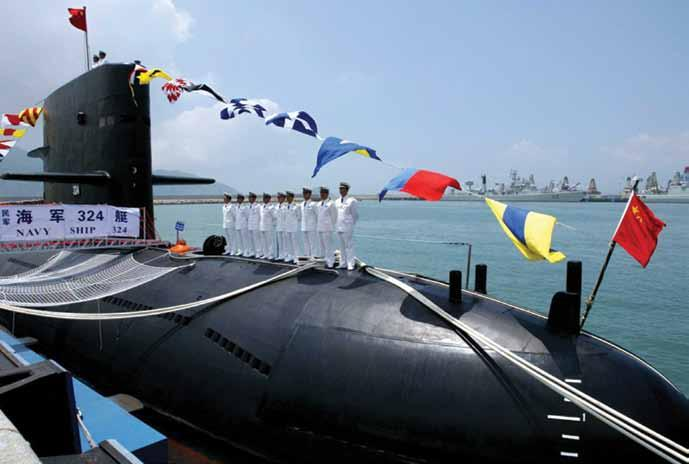 VIEWPOINT In Debt to the Dragon Vice Admiral Arun Kumar Singh on China s Cheque-Book Diplomacy Strategic Chinese investments in developing countries around the IOR mean PLAN submarines will become an