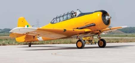 On 2 May 1952, after the first sortie of the day had landed, one Harvard aircraft was missing and was soon declared overdue. There was no radio contact with the pilot, Flight Cadet Bhatt.