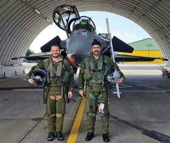 The Chief of the Indian Air Force also said that while the IAF is ready for the use of air power against Pakistan in response to a terrorist attack, it is an option that has to be exercised by the