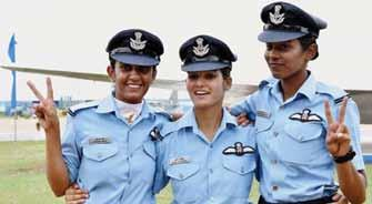 IAF s first women fighter pilots to fly Su-30s Group/Individual Award for Design Effort during the year 2015-16 for the Test Bed for Automated Air Defence Control and Reporting System (ADC&RS)