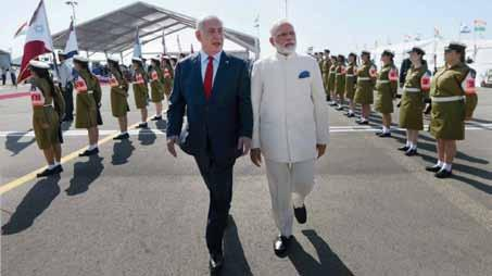 As political observers opined, If diplomacy can generate national catharsis, then Prime Minister Narendra Modi has achieved it with his epic visit to Israel.
