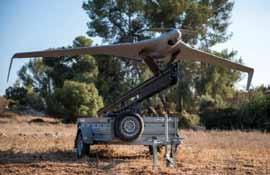 The Aeronautics Orbiter 4 and Pegasus 120 Tactical VTOL UAS Aeronautics Group, a leading UAS manufacturer, presented its wide range of comprehensive defence solutions and UAS platforms at the