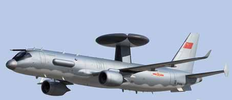 Older recce and EW aircraft are being supplemented by newer types like the KJ-2000 (Il-76 AWACs), KJ-500 (Y-9AEW&C), ZDK-03 (Y-8 AEW&C), KJ-200 (Y-8 AEW&C) and the Tu-154 (ISR/ELINT/ /EW).