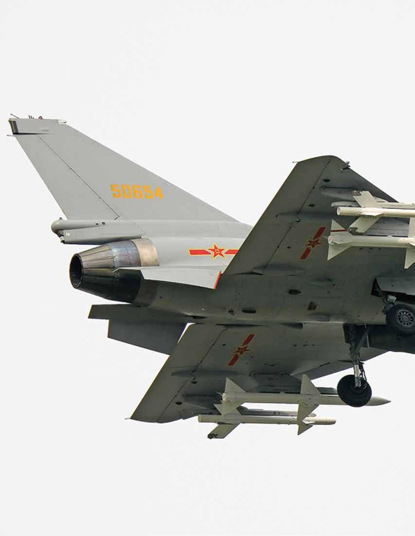 The Dragon s Fighters Chengdu J-10 Long regarded as a beneficiary from the cancelled Israeli Lavi fighter aircraft programme, the Chengdu J-10 is perhaps the most successfully designed frontline
