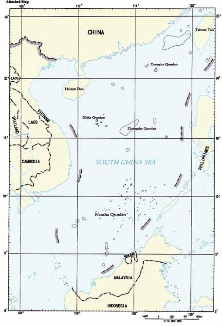 OPINION Admiral Arun Prakash on The Menace of a Delusional Dragon China s Nine-Dash Line map, illustrating its claims to extended portions of the South China Sea, including the Paracel Islands,