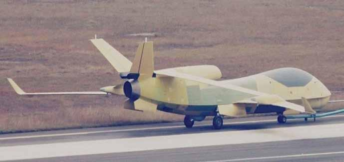 China is rapidly developing an innovative indigenous UAV capability, and has commenced exports of locally-developled unmanned systems entanglement and information captured in terms of qubits.