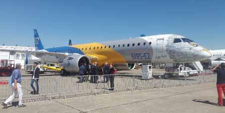 Bombardier Connect Bombardier Commercial Aircraft concluded a successful week at the Paris Air Show, where it had the opportunity to connect with customers from around the world and announced up to