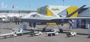 China s Wing Loong II makes surprise entry Aviation Industry Corporation of China (AVIC) displayed its next-generation Wing Loong II strike and reconnaissance unmanned aerial vehicle (UAV).