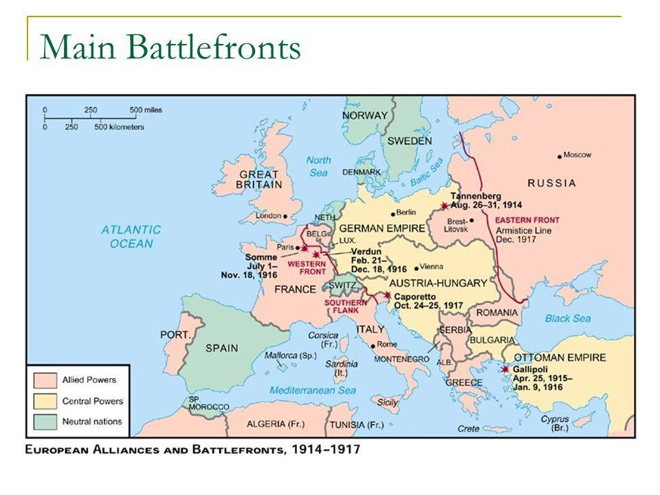 Battle Fronts Front Line - Part of