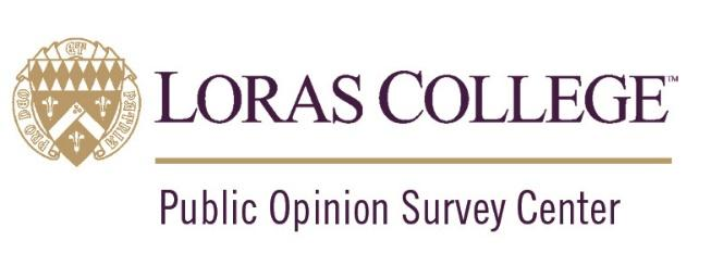 Loras College Statewide Survey April 0 Field Dates: April, 0 Completed Surveys: 000 Margin of Error: +/.% (for total sample),.% for Republican subsample,.