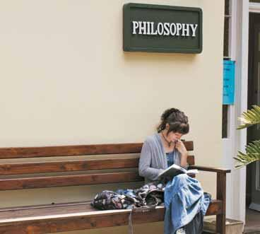 Rhodes University Philosophy Staff and postgraduate students were active in research, publishing six articles in accredited journals and five in peer-reviewed book collections.