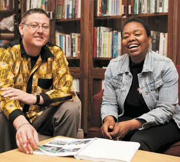 The School of Languages is comprised of African Language Studies, Afrikaans and Netherlandic Studies, Chinese Studies, Classical Studies, French Studies, and German Studies.