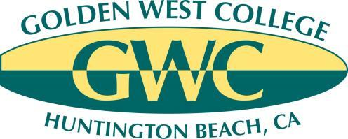 GOLDEN WEST COLLEGE LAUNCHES I AM GWC CAMPAIGN AT WELCOME DAY Golden West College launched its I Am GWC campaign on Wednesday, August 22, 2018, timed to the college s Welcome Day orientation for new