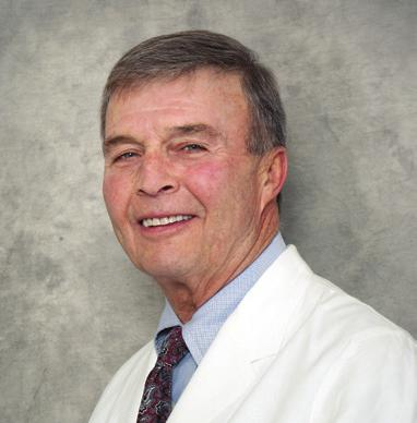 His patients love his responsiveness, his devotion to better communication and his personal touch. JAMES W. EAGAN JR.