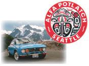 Alfa Potlatch Seattle 2005 AROC National Convention Share the Experience July 27th - 31st in Bellevue, WA The North West Alfa Romeo Club Welcomes You To The 2005 Alfa Potlatch Seattle!