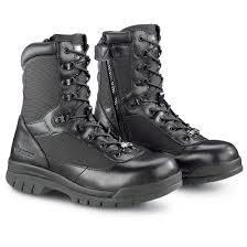 Black Boots: Cadets will need a pair of short or mid-calf boots. They must have laces. Zipper on the inside is okay.