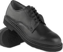 Items to Purchase Outside of Supply Black Leather Dress Oxford Shoes: Shoes must have laces, no seam on the toe and be polishable. Absolutely NO CORFRAMS (patent leather shoes).